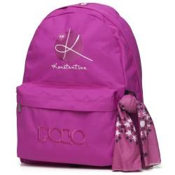 Τσάντα POLO Original Scarf Limited Edition 2020 X AM KONSTANTINA 9-01-005-KO
