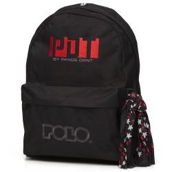 Τσάντα POLO Original Scarf Limited Edition 2020 X PANOS DENT 9-01-005-PD