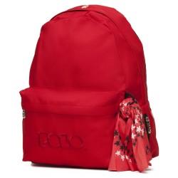 Τσάντα POLO Original Scarf 2020 Κόκκινη 9-01-135-03