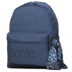 Τσάντα POLO Original Scarf 2020 Μπλε 9-01-135-05