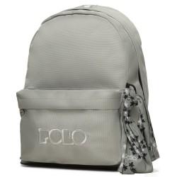 Τσάντα POLO Original Scarf 2020 Ανοιχτό Γκρι 9-01-135-09