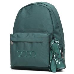 Τσάντα POLO Original Scarf 2020 Πράσινο Σμαραγδί 9-01-135-31