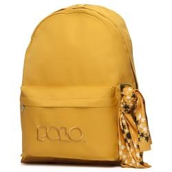 Τσάντα POLO Original Scarf 2020 Κίτρινο Κροκί 9-01-135-34