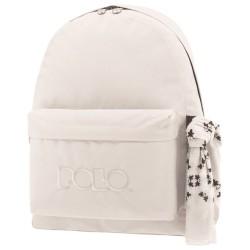 Τσάντα POLO Original Scarf 2020 Λευκή 9-01-135-41