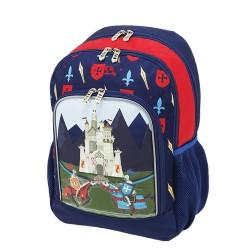 Τσάντα Νηπιαγωγείου POLO Primary (Castle and Knights) 9-01-247-21 2020