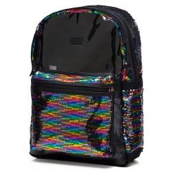 Τσάντα POLO QUEENOX 2020 Black Sequins 9-01-273-8042
