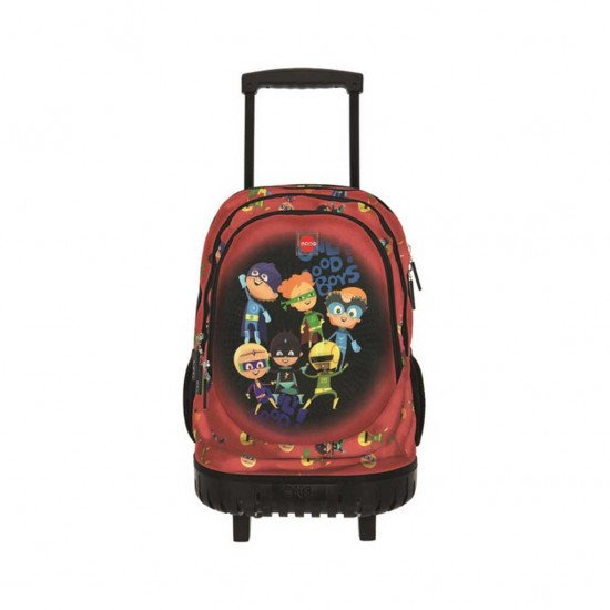 Τσάντα Τρόλεϊ LYCSAC HEROES LINE TROLLEY BAG LP81547