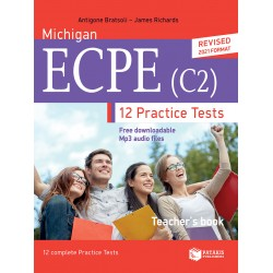 Michigan ECPE (C2) 12 complete practice tests - Teacher's book (REVISED EDITION)