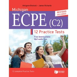 Michigan ECPE (C2) 12 complete Practice Tests - Student's book (revised edition)