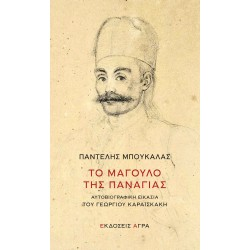 Το μάγουλο της Παναγίας - Αυτοβιογραφική εικασία του Γεωργίου Καραϊσκάκη
