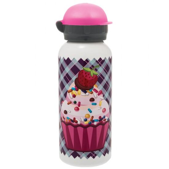 Παγούρι POLO PRINT by LAKEN 450ml Cupcake 9-48-001-08