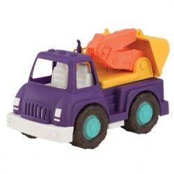 B. Wheels Φορτηγό Εκσκαφέας 30εκ.