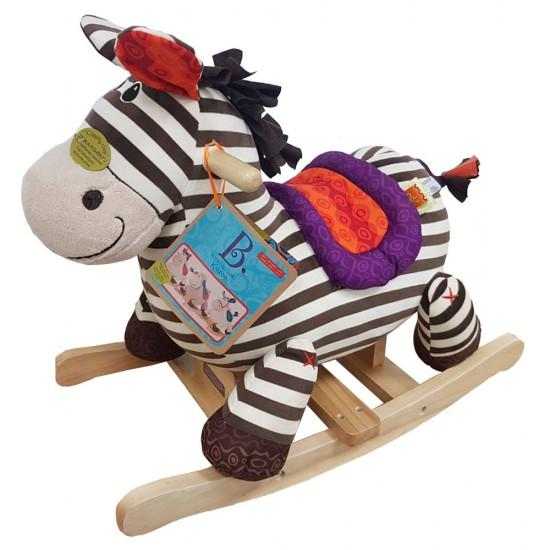 B.Toys Κουνιστό Αλογάκι 'Ζέβρα'