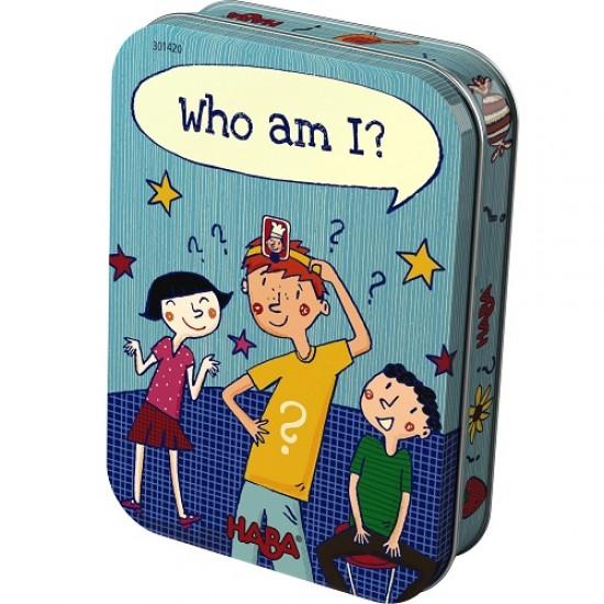 Haba Επιτραπέζιο παιχνίδι 'Ποιός είμαι;'