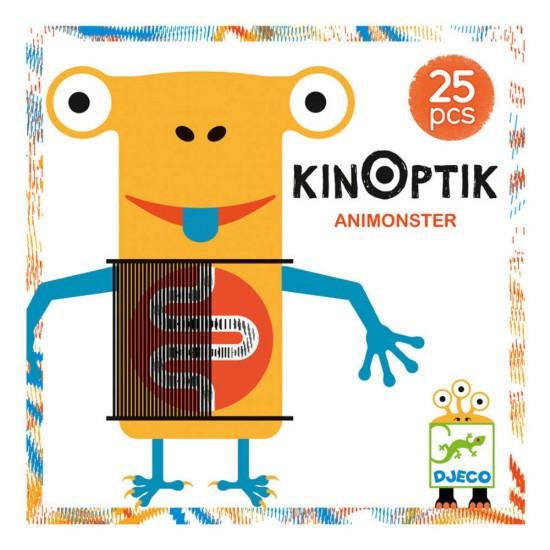 Djeco Kinoptik 'τερατάκι' 25 τεμ