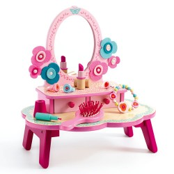 Djeco Τουαλέτα ομορφιάς 'Ροζ'