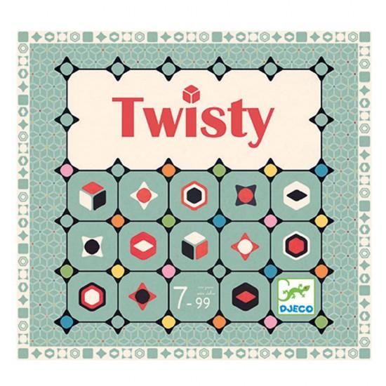 Djeco Επιτραπέζιο 'Twisty'