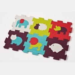 Ludi Παζλ 3d κύβοι 'Ζωάκια'