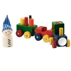 Haba Τρένο ανακάλυψης λοκμοκ