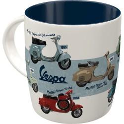 Nostalgic Κούπα Vespa - Model Chart