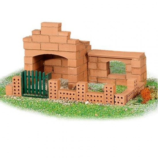 Teifoc Χτίζοντας 'καλύβα'