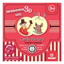 Svoora Δίσκος εικόνων 'Εργοστάσιο ζαχαρωτών' για 3d Optiviewer