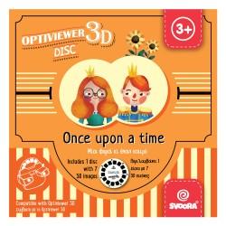 Svoora Δίσκος εικόνων 'Μια φορά και έναν καιρό' για 3d Optiviewer