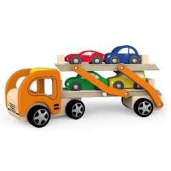 Viga ξύλινο φορτηγό αυτοκινήτων