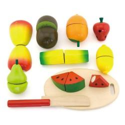 Viga Ξύλινα Φρούτα διαίρεσης