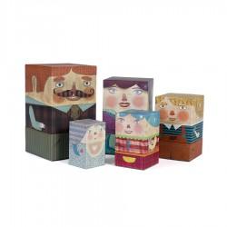 Londji επιτραπέζιο - Η Οικογένεια Κουτί