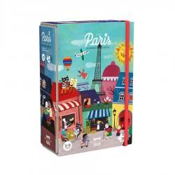 LONDJI - Παζλ Παρίσι μέρα και νύχτα