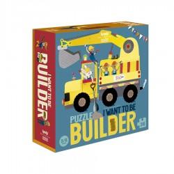 LONDJI - Παζλ Θέλω να Γίνω Χτίστης