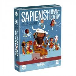 Londji - Επιτραπέζιo - Σάπιενς - Ιστορία της Ανθρωπότητας