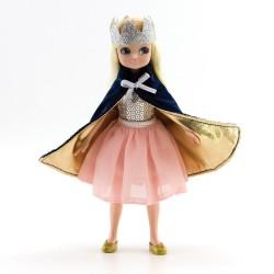 Lottie Κούκλα βινυλίου 'Βασίλισσα του Κάστρου' 18εκ.