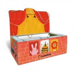 Ludattica - Κουκλοθέατρο origami