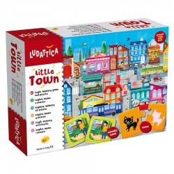 Μέμο, Παιχνίδι Λογικής και Παζλ Η Μικρή Πόλη