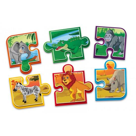 Μαθαίνω τα Ζώα της ΖΟΥΓΚΛΑΣ και το Περιβάλλον
