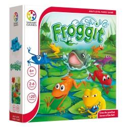 Smartgames επιτραπέζιο - Froggit - 2-6 παίκτες