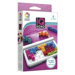 Smartgames επιτραπέζιο - IQ XOXO - 120 challenges