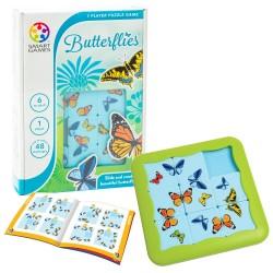 Smartgames επιτραπέζιο πεταλούδες - 48 προκλήσεις (challenges)