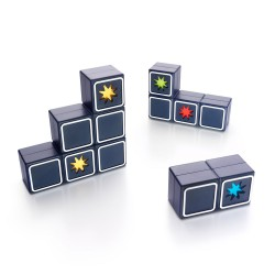 Smartgames επιτραπέζιο - σπαζοκεφαλιά - Βροχή Αστεριών - 80 challenges