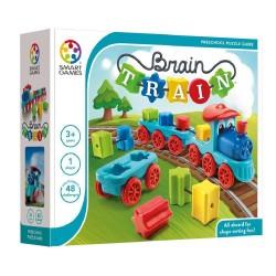 Smartgames Επιτραπέζιο - Τρενάκι