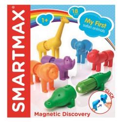 SmartMax κατασκευές με μαγνήτη - My First Safari