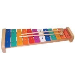 Svoora Μεταλλόφωνο χρωματιστό 12 νότες