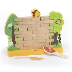 Viga Επιτραπέζιο παιχνίδι - Ο τοίχος